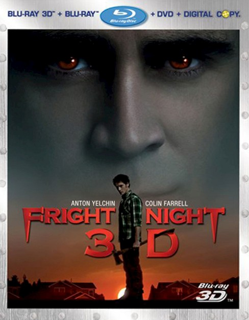 Fright Night [3 Discs] [Includes Digital Copy] [3D/2D] [Blu-ray/DVD] - image 1 of 1