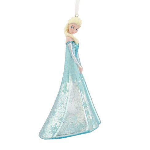 Hallmark Disney Frozen Elsa Glass Christmas Ornament - Hallmark Disney Frozen Elsa Glass Christmas Ornamen : Target