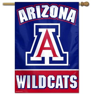 """NCAA Arizona Wildcats 40""""x28"""" Vertical Banner"""