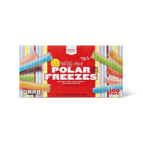 Polar Freeze Pops - 100ct/150oz - Market Pantry™ - image 1 of 3