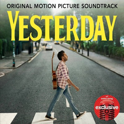 Himesh Patel - Yesterday Soundtrack (Target Exclusive CD)