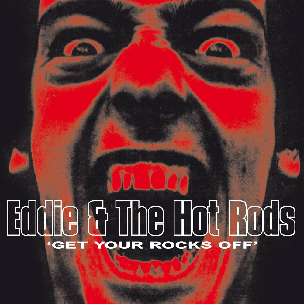 Eddie Hot Rods Get Your Rocks Off Vinyl