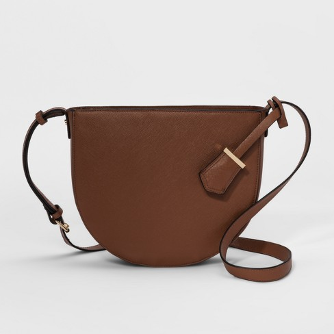 Half Moon Crossbody Bag - A New Day™ - image 1 of 4