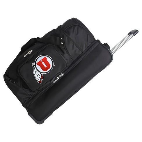 NCAA Utah Utes 27''  Rolling Drop Bottom Weekender Bag - image 1 of 2