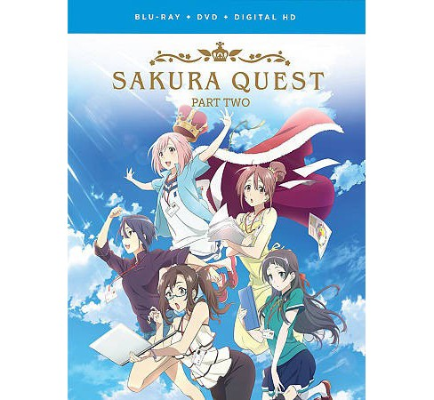 Sakura Quest:Part Two (Blu-ray) - image 1 of 1