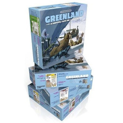Greenland (2nd Edition) Board Game