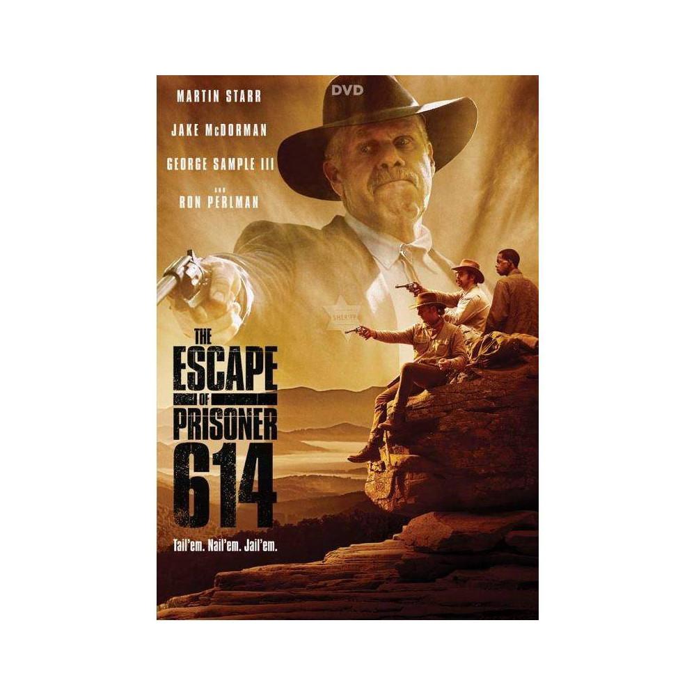 The Escape Of Prisoner 614 Dvd