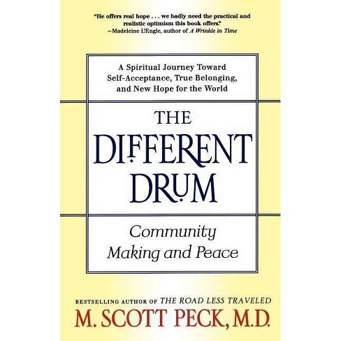 The Different Drum - 2 Edition by  M Scott Peck (Paperback) - image 1 of 1