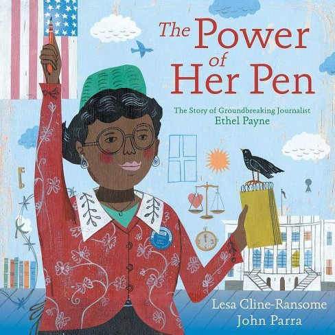 The Power of Her Pen - by  Lesa Cline-Ransome (Hardcover) - image 1 of 1