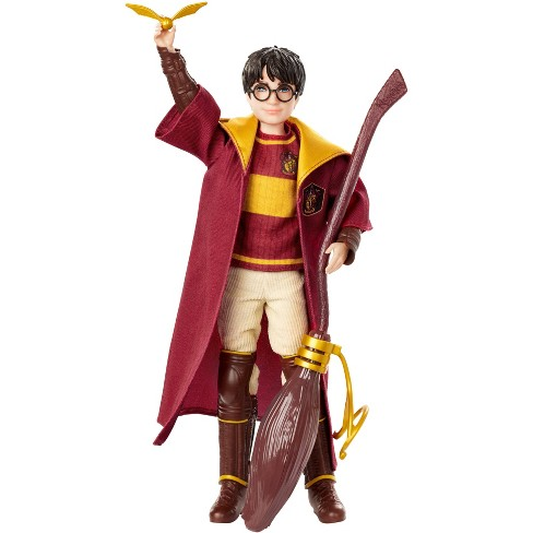 Harry Potter Quidditch Doll - Harry Potter - image 1 of 4