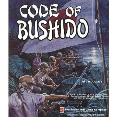 Code of Bushido Board Game