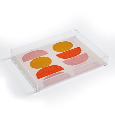 Hello Twiggs Mid Century Acrylic Tray - Deny Designs