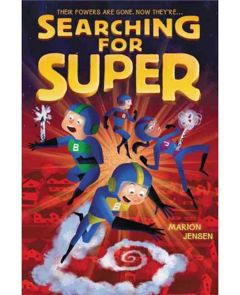 Searching for Super (Reprint) (Paperback) (Marion Jensen) - image 1 of 1
