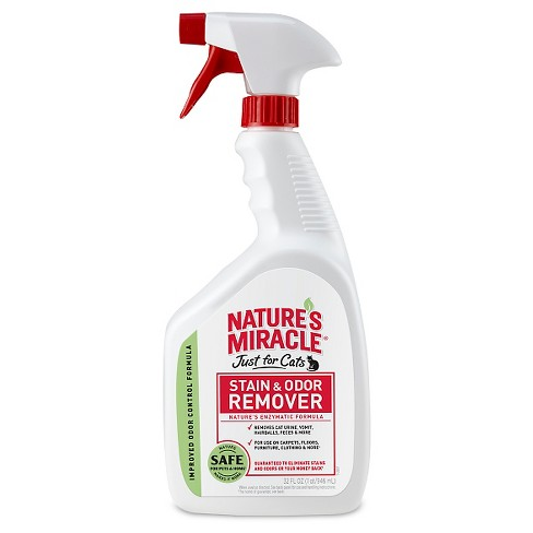 Nature's Miracle Spray JFC Pet Stain Remover - 32 Oz - image 1 of 3
