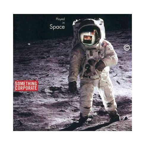 Something Corporate - Played in Space: The Best of Something Corporate (CD) - image 1 of 1