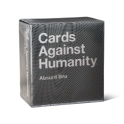 Cards Against Humanity Absurd Box Card Game, Adult Unisex