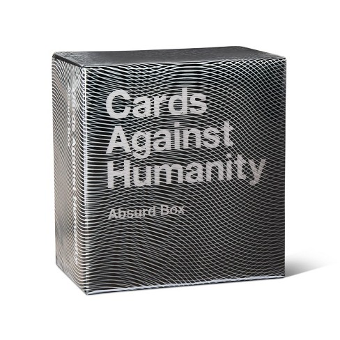 Cards Against Humanity Absurd Box Card Game - image 1 of 4