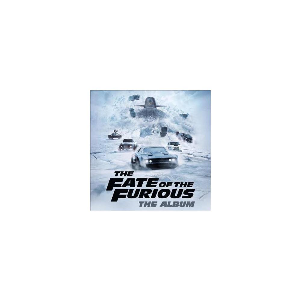 The Fate Of The Furious Fate Of The Furious Ost Explicit Lyrics Vinyl
