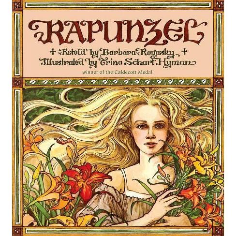 Rapunzel - by  Barbara Rogasky (Hardcover) - image 1 of 1