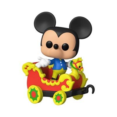 Funko POP! Train: Mickey in Car 1
