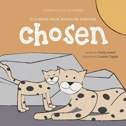 Chosen - (Generation Claimed) by  Emily Assell (Board Book) - image 1 of 1