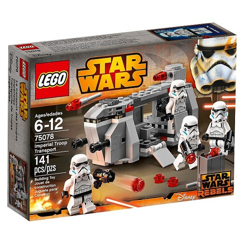 LEGO® Star Wars™ Imperial Troop Transport 75078 - image 1 of 8
