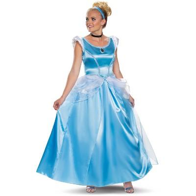 Disney Princess Cinderella Deluxe Adult Costume