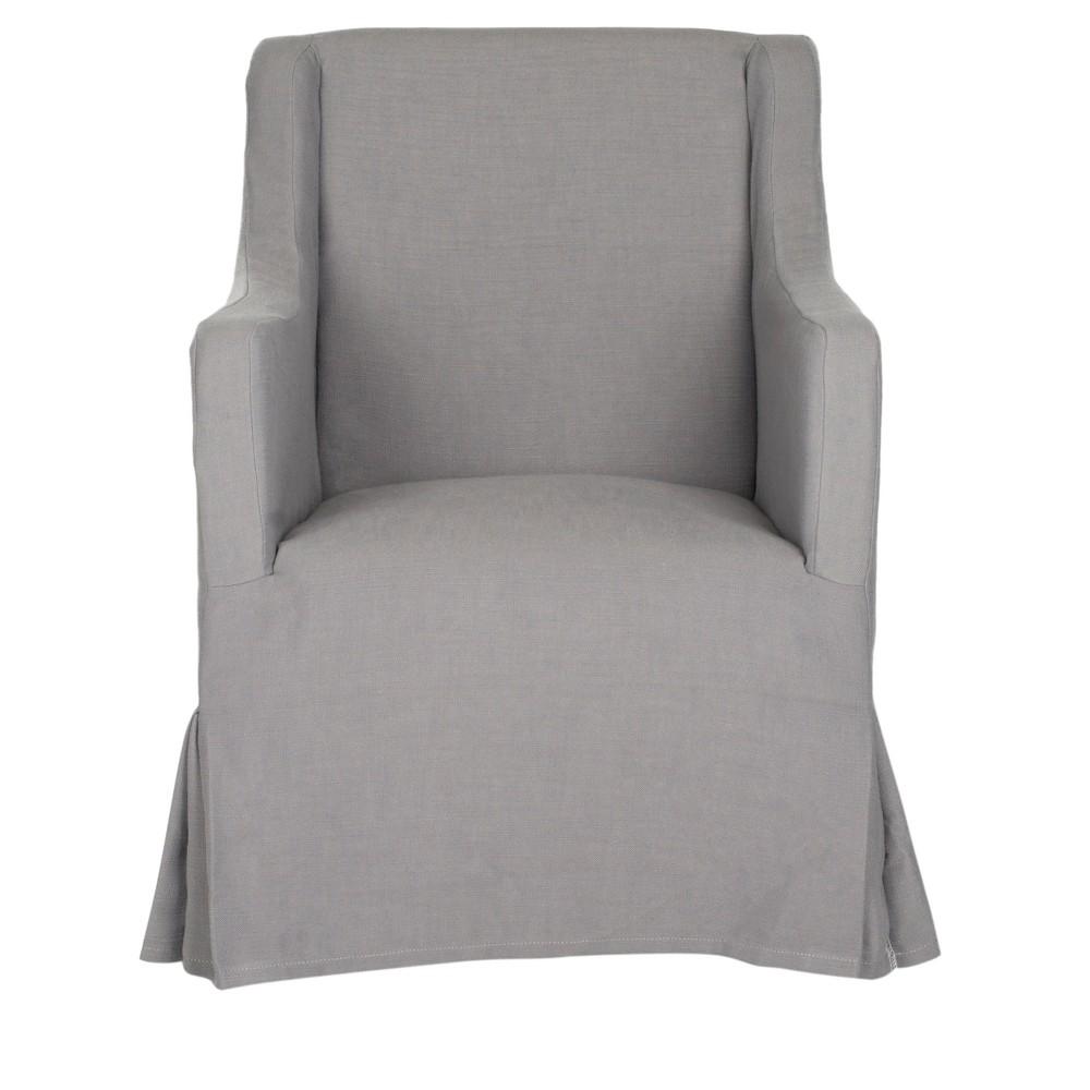 Tiffany Accent Chair Gray - Safavieh