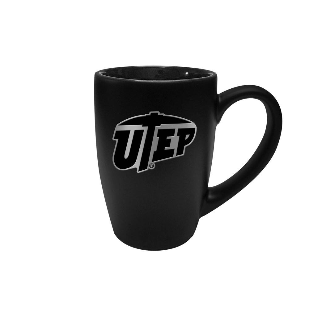 Ncaa Utep Miners 15oz Stealth Bistro Mug