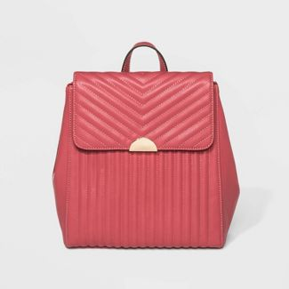 Quilted Backpack - A New Day™ Rose