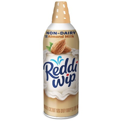 Reddi-wip Almond Milk Non-Dairy Whipped Cream - 6oz