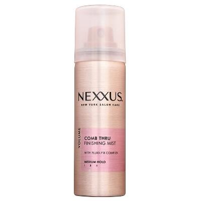 Nexxus Comb Thru Medium Hold Finishing Mist Hairspray - 1.5 fl oz