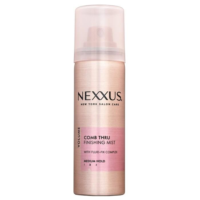 Nexxus Comb Thru Medium Hold Finishing Mist Hairspray - 1.5 Fl Oz : Target