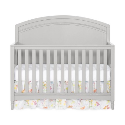 Child Craft Stella 4-in-1 Convertible Crib - Gentle Gray