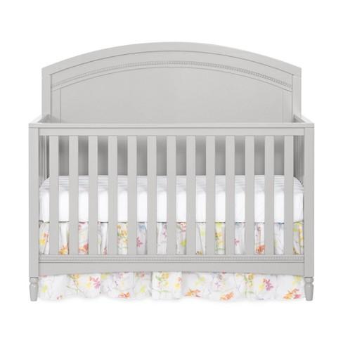Child Craft Stella 4-in-1 Convertible Crib - Gentle Gray - image 1 of 4