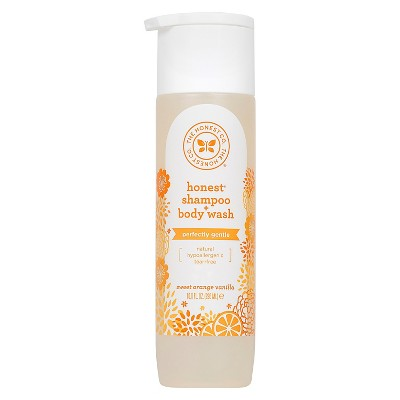 Honest Company Shampoo & Body Wash - Sweet Orange Vanilla 10oz