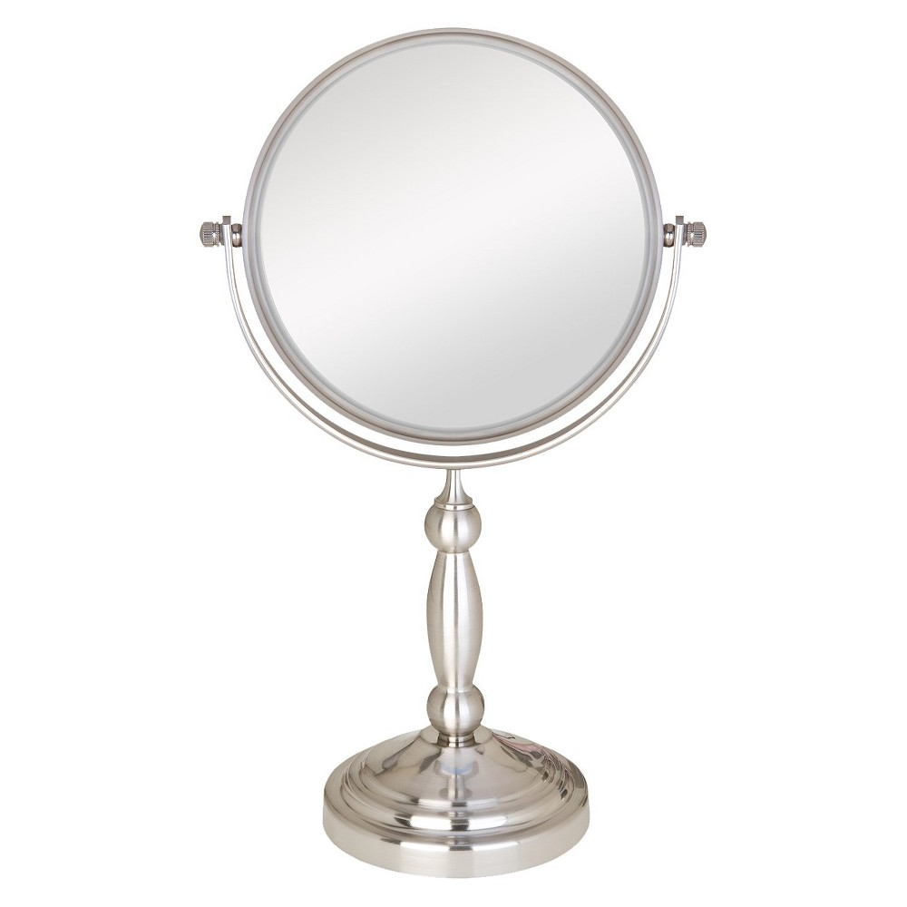 Image of Zadro Two-Sided Swivel Vanity Mirror - 1X & 10X Magnification