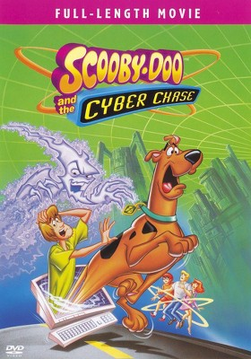 Scooby-Doo! and the Cyber Chase (DVD)