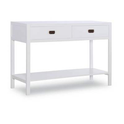Peggy Console Table White - Linon