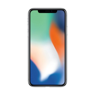 Simple Mobile Apple iPhone X (64GB) - Silver