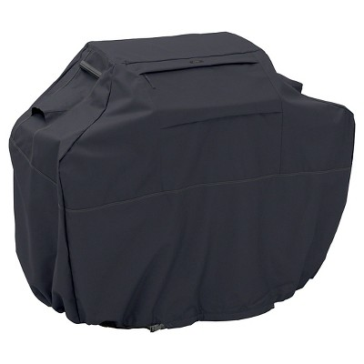 Ravenna Barbeque Grill Cover 3X-Large - Black