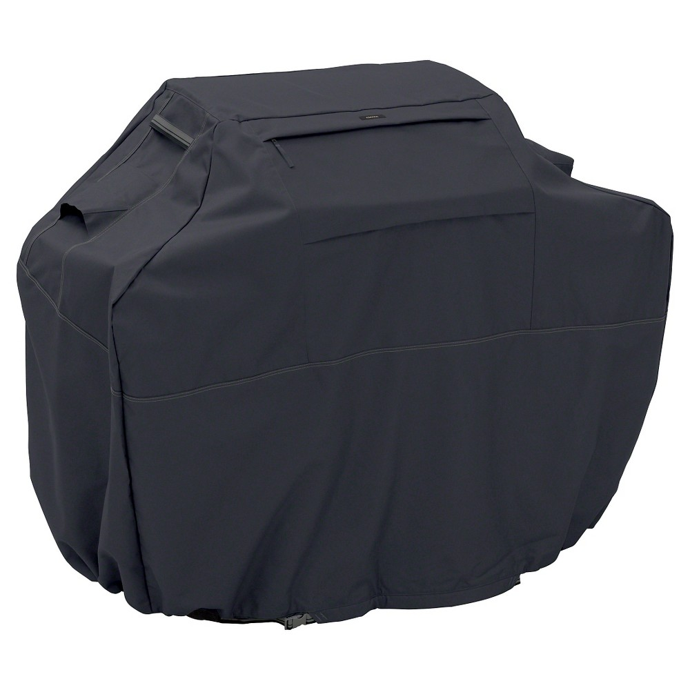 Image of Ravenna Barbeque Grill Cover 3X-Large - Black