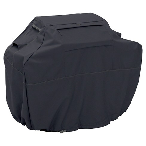 Ravenna Barbeque Grill Cover XX-Large - Black - image 1 of 7