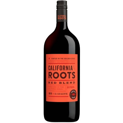 Red Blend Wine - 1.5L Bottle - California Roots™