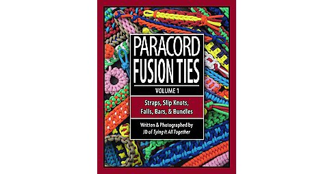 Paracord Fusion Ties (Paperback) - image 1 of 1
