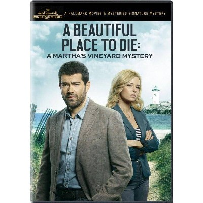 A Beautiful Place to Die: A Martha's Vineyard Mystery (DVD)(2020)