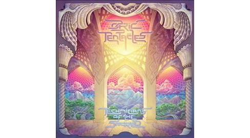 Ozric Tentacles - Technicians Of The Sacred (CD) - image 1 of 1