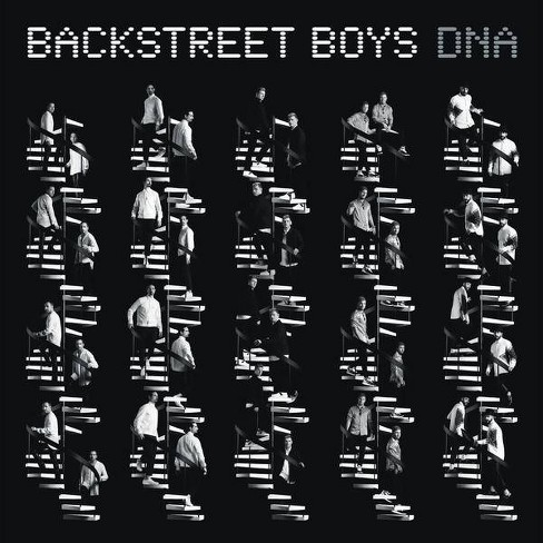 Backstreet Boys DNA Standard version (CD) - image 1 of 1