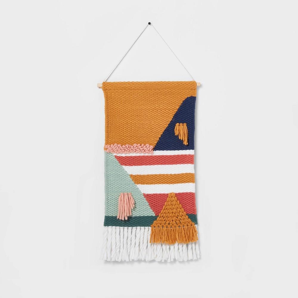 Woven Wall Hanging Decor Pillowfort 8482