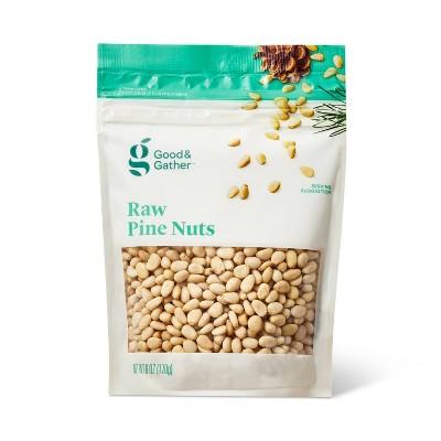 Raw Pine Nuts - 6oz - Good & Gather™